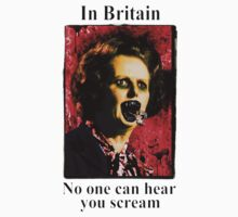 In britain - noone can hear you scream by scarlet monahan
