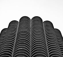 Marina City by Tim Nault
