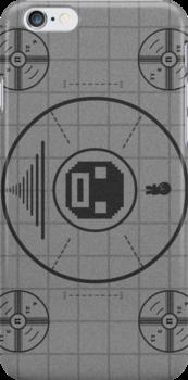 Time Fcuk - Grey Test Card by DioJoestar