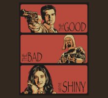 The Good, The Bad and The Shiny (Firefly / Serenity mashup) by rydrew