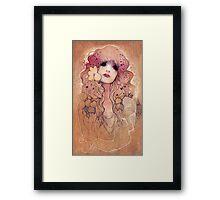 Laura Framed Print