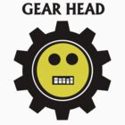 Gear Head  by David Michael  Schmidt