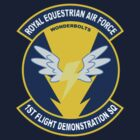 Wonderbolt Squadron Shirt (small patch) by mattings
