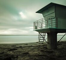 No Lifeguard on Duty by jswolfphoto