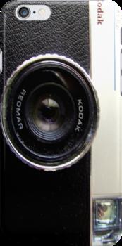 Kodak Camera by Andrew Turley