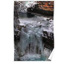Frozen falls III Poster