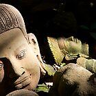 Khmer Terracotta Statue 2 by TravelShots