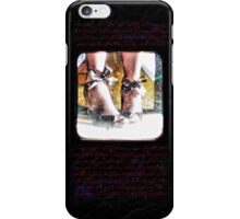 ~ the girl and the shoe fairy ~ iPhone Case/Skin