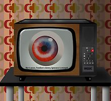Big Brother 1984 by Ejpokst