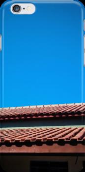 Roof II [ iPad / iPod / iPhone Case ] by Mauricio Santana