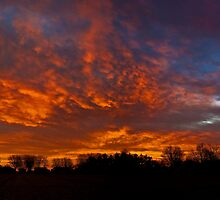 Another November Sunrise by rtishner1