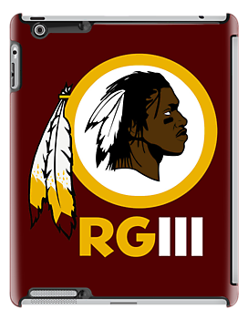 "VICT Washington ""The Franchise"" IPad Case by Victorious"