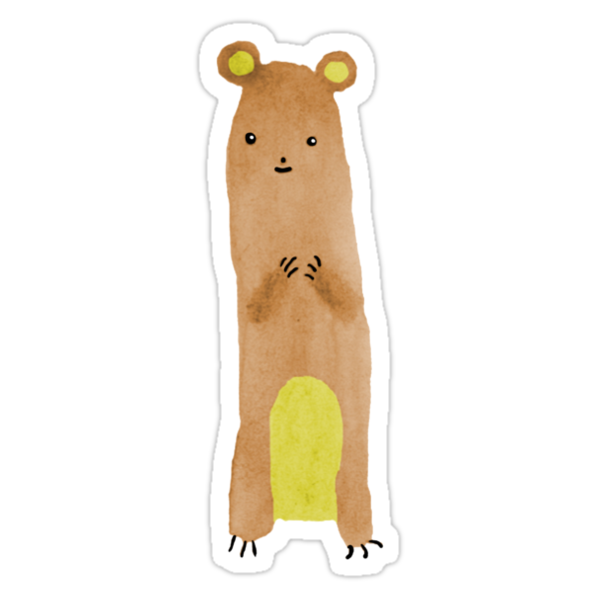 Slewfoot the Grizzly Cub by Sophie Corrigan
