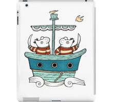 Marauding Mice (Tee) iPad Case/Skin