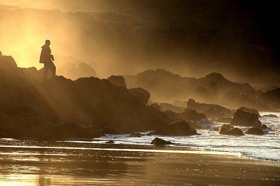 Oceano Nox. by Jean-Luc Rollier