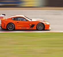 Ginetta G55 by Nigel Jones