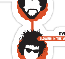 Bobs, ranked by hair neatness Sticker