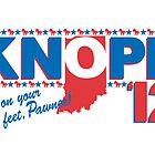 Vote 4 Knope by Sireeky