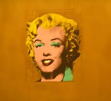 Marilyn at MOMO NY by MooseGeneral