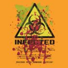 INFECTED and 28 Days Later by Iain Maynard