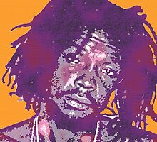 PETER TOSH by OTIS PORRITT