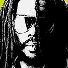 PETER TOSH-LEGENDARY by OTIS PORRITT