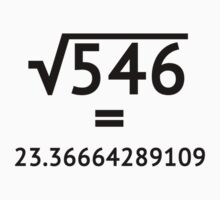 Arbitrary Square Root by PhotonPotato