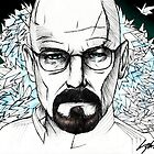 Breaking Bad. Walter White. by LiamShawberry