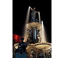 The Fountain Cincinnati Photographic Print