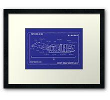 Firefly Class 03-K64 Framed Print