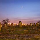 Sighthill Stone Circle by WilliamKay