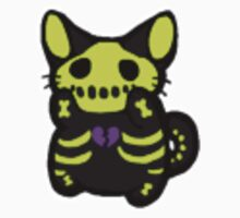 (Unlucky) Maneki Neko sticker by Barking-trees