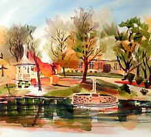 Ste. Marie Du Lac, Ironton, Missouri by KipDeVore