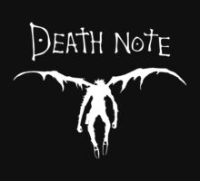 Death Note (White) by hazemachine