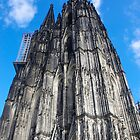 Koln Cathedral by Jeannie  Mazur