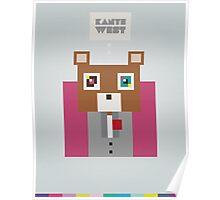 K. West Poster