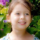 My beautiful 4 yr old granddaughter. by ronsphotos