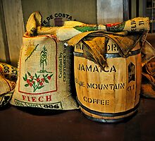 Still Life at Yahava KoffeeWorks by TonyCrehan