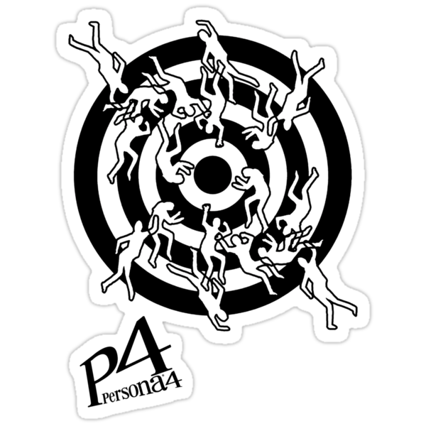 Persona 4 Midnight Channel Shirt by captainirony