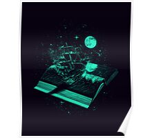 Crossing the Rough Sea of Knowledge Poster