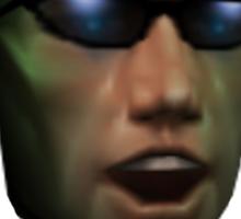 Deus Ex: A Bomb! Sticker
