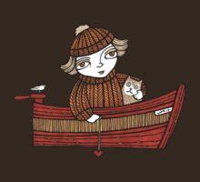 Dawn & Dinky (Dunbar Harbour) T-Shirt