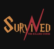 SURVIVED THE KILLING CURSE (second version) by freakysteve