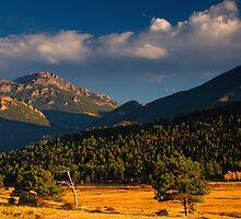 Sunlight Of A Late September by John  De Bord Photography