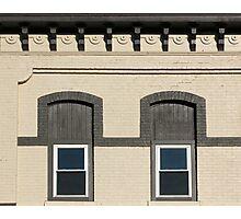 Richmond Windows 1 Photographic Print