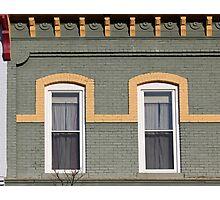 Richmond Windows 2 Photographic Print