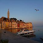 Croatian Bay by vulcanluver