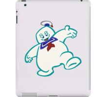 Stay Puft: Livin' Large iPad Case/Skin