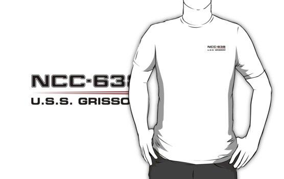 ST Registry Series - Grissom Small Logo by Christopher Bunye
