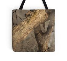 Tree Mating Caught in the Act Tote Bag
